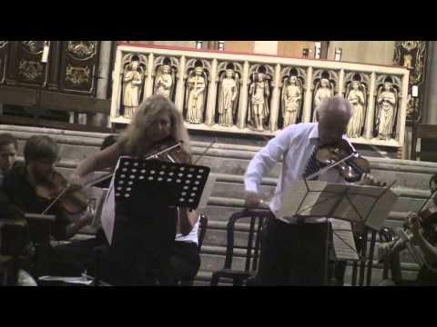 VIVALDI DOUBLE CONCERTO - Igor & Vesna Gruppman