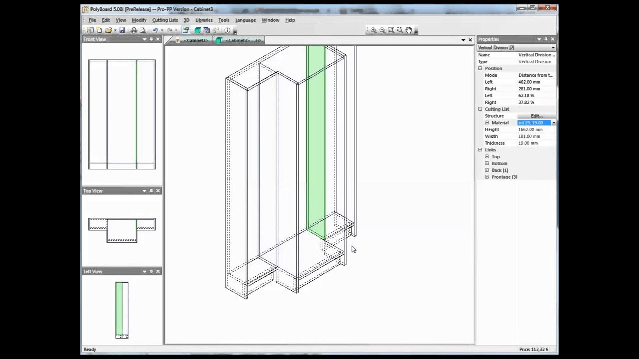 CABINET VISION - Engineering Software for Cabinet and ...