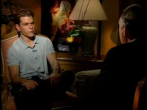 Interview with Matt Damon - Mr. Ripley
