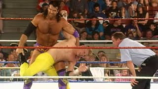 Razor Ramon vs. Jeff Hardy: Raw, June 6, 1994