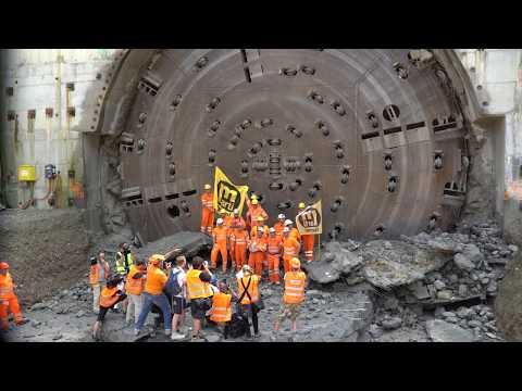 Herrenknecht Tunnelbohrmaschine -
