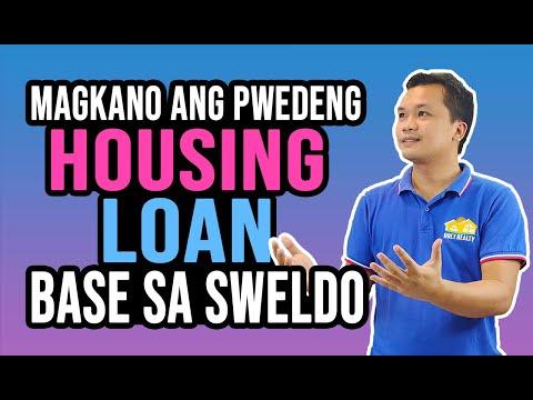 Magkano Ang Pwedeng Ihousing Loan Based Sa Sweldo