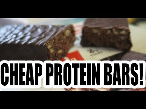 Cheap Protein Bars! | Premier Protein Bar Review