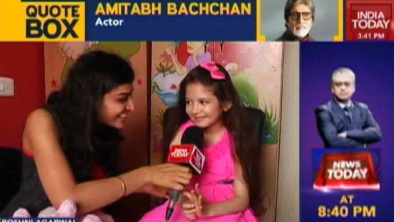 Exclusive: Bajrangi Bhaijaan's Harshaali Malhotra Interview