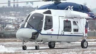 Отправка вертолетов