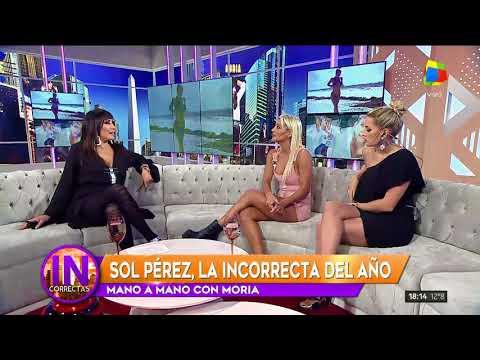 Sol Pérez se defendió: Barbie me descalificaba