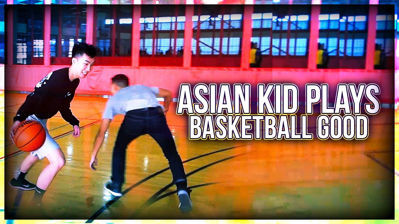 RiceGum is good at BasketBall??? - YouTube