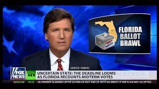 ̶S̶w̶i̶n̶g̶ Uncertain State: Florida recount controversy all over again