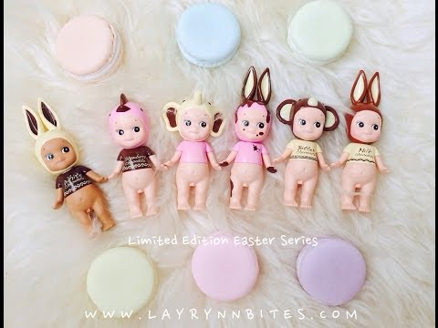 MY SONNY ANGEL COLLECTION