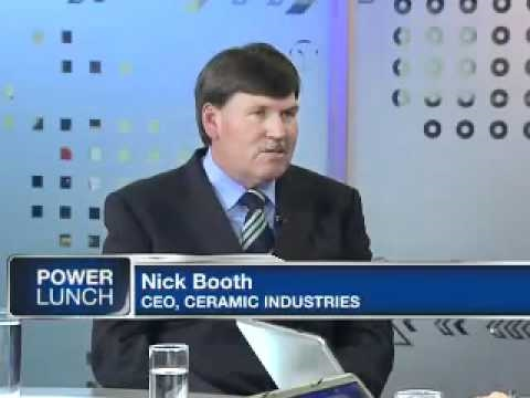 Ceramic Industries Results with CEO, Nick Booth