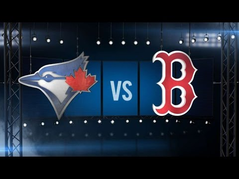 10/2/16: Blue Jays Clinch Wild Card, Beat Red Sox