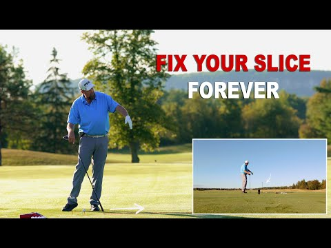FIX YOUR SLICE FOREVER - THE GOLF JOURNAL
