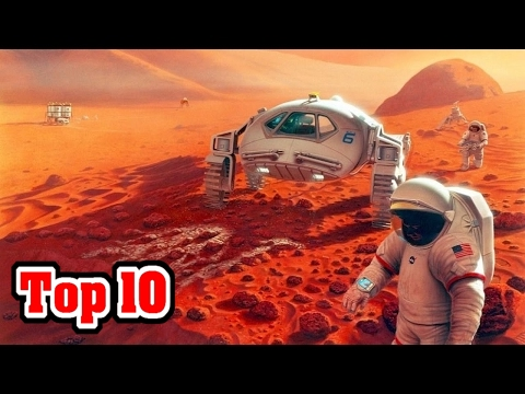Thumbnail: Top 10 AMAZING FACTS ABOUT MARS