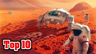 Top 10 Amazing Facts About Mars