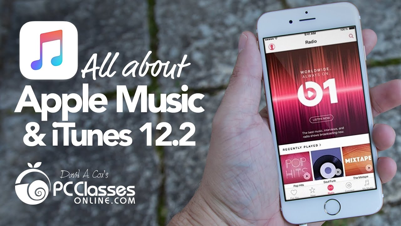 All About Apple Music & iTunes 12 2 Live