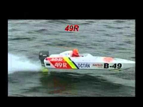 Oslo Powerboat racing