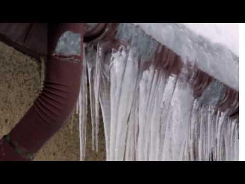 How To Fix Frozen Gutter Problem