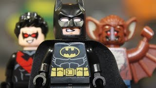 LEGO BATMAN: MAN-BAT ATTACKS REVIEW (SET 76011)