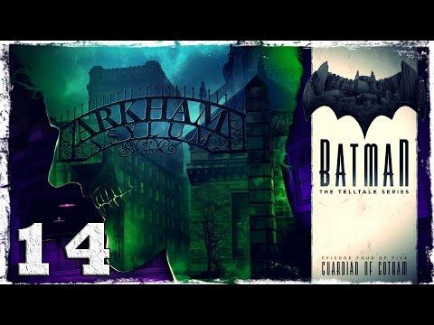 Смотреть прохождение игры Batman: The Telltale Series. #14: Страж Готэма.