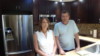 Toni And Don Kitchen Cabinet Testimonial - Austin Texas - Www.centexcabinets.com 512-222-8060.mp4