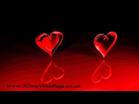 Love you heart animation