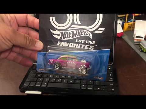 Giveaway - Hot Wheels Favorites 55 Bel Air Gasser