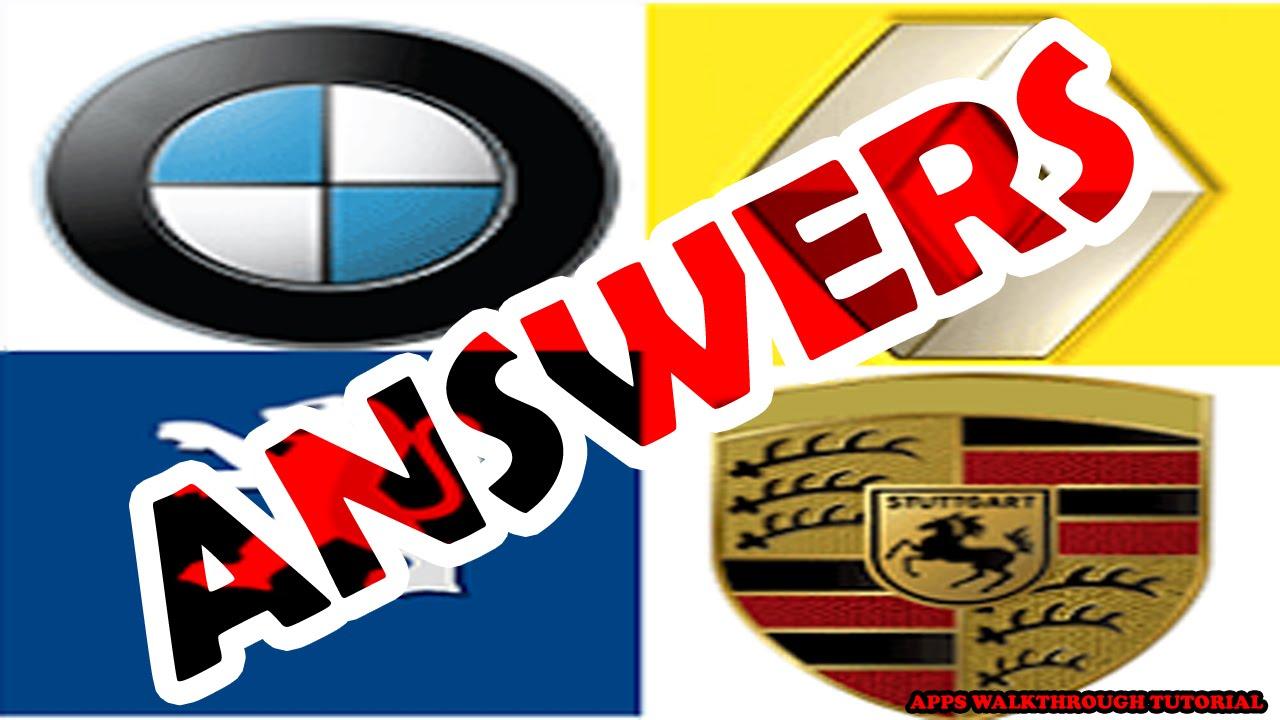 Car Logo Quiz Level 3 All Answers Walkthrough By Cooldatasoft
