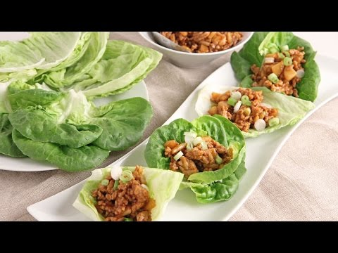 Chicken Lettuce Wraps | Episode 1071