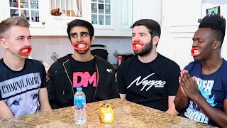 SIDEMEN BIG LIPS CHALLENGE