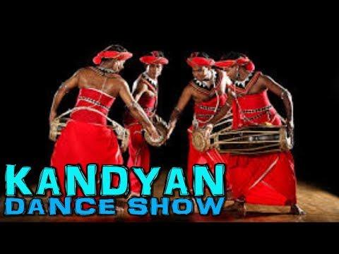 Kandy dance show