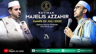 Live Rutinan Majelis Ta limSholawat AZZAHIR Malam Jum at Kliwon Kamis 2 Juli 2020