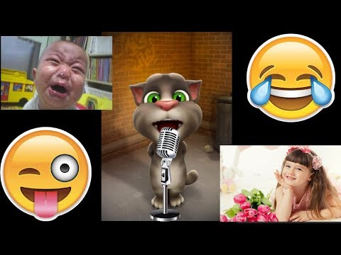 नाक है भरी भरी और तुम | Naak Hai Bhari Bhari or Tum | Most Funny Song | By Talking Tom | New Song