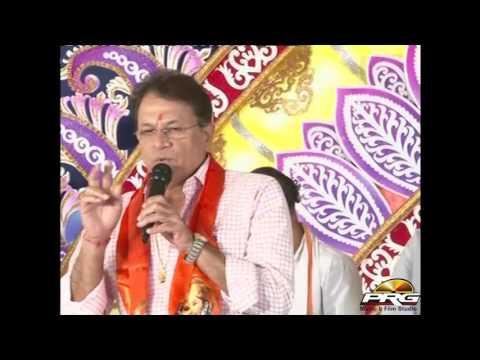 ANCHOR : Chandan Singh Rajpurohit | Arun Govil (Playing Rama in Ramanand Sagar's) | Ramayan (1986)