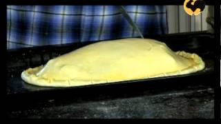 Семга в тесте. На кухне у Марты 05