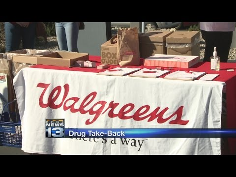 Drug Enforcement Administration holds statewide