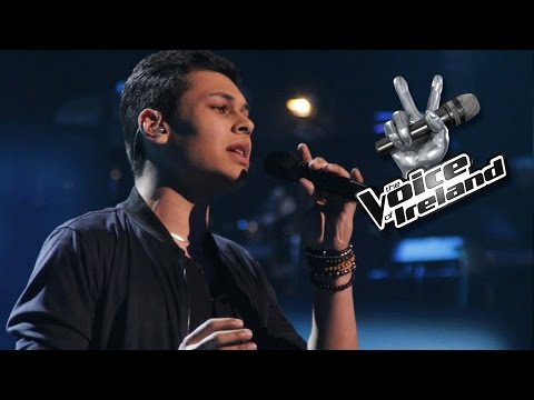 Michael Lawson - Superman - The Voice of Ireland Final 2016 WINNER