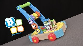 Busy Builder Wagon from B. Kids