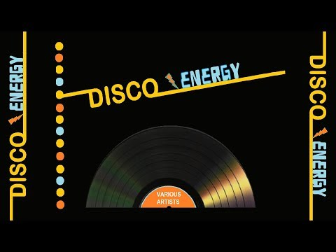 DISCO ENERGY (Mix Session) - Various Artists