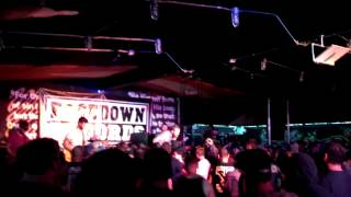 Sinai Beach at Facedown Fest 2014