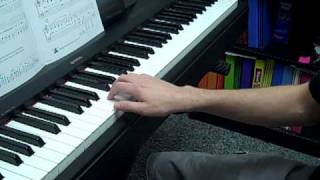Piano Tutorial - Mexican Jumping Beans - Level 1 - (Lesson)