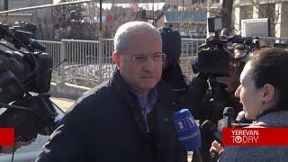 Սերգո Կարապետյա՞նն է Սերժ Սարգսյանի դեմ ցուցմունք տվել․ Նա խուսափեց պատասխանից