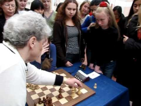 Incident on Women's World Chess Blitz C (continue 1)