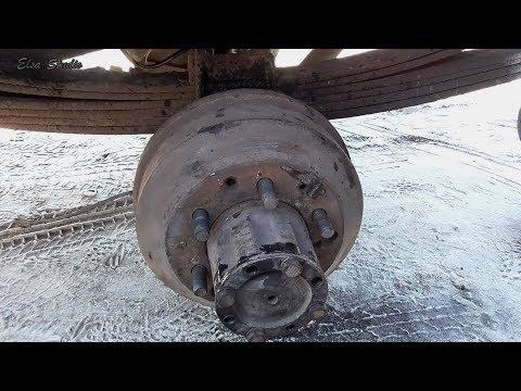 Почему клинят задние тормоза: причина и устранение ГАЗ ГАЗель