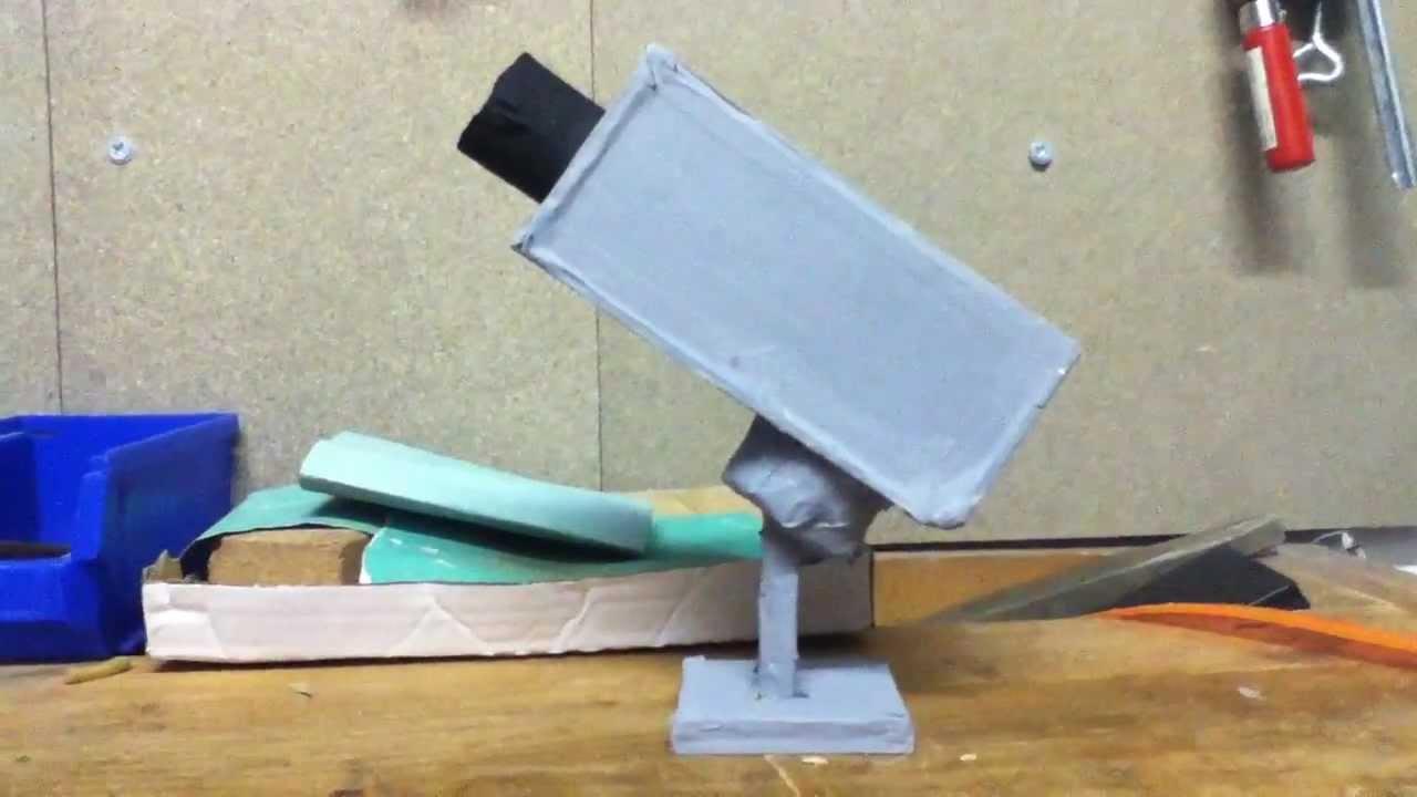 prop 1 fausse camera de surveillance fake security. Black Bedroom Furniture Sets. Home Design Ideas