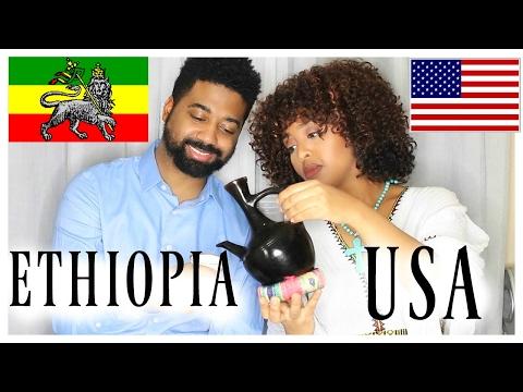 ETHNICITY TAG (BELLA & DARREN) ETHIOPIAN+AMERICAN