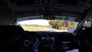 Hellendoorn Rally 2019   KP5 Hoge Hexel   Teiwes Rallysport   C. Teiwes en Y. Vrielink