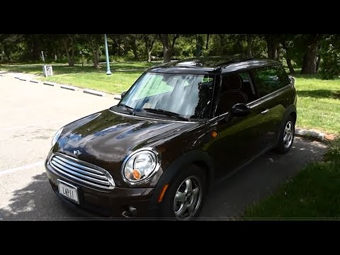2008 Mini Cooper Clubman Start Up Updates And Tour Youtube