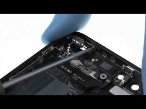 Come smontare un iPhone 5 [HD 1080 p]