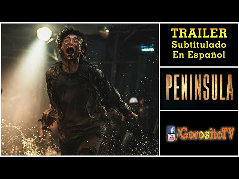 PENINSULA Teaser Trailer Subtitulado al Español – Train to Busan 2 / Invasión Zombie 2
