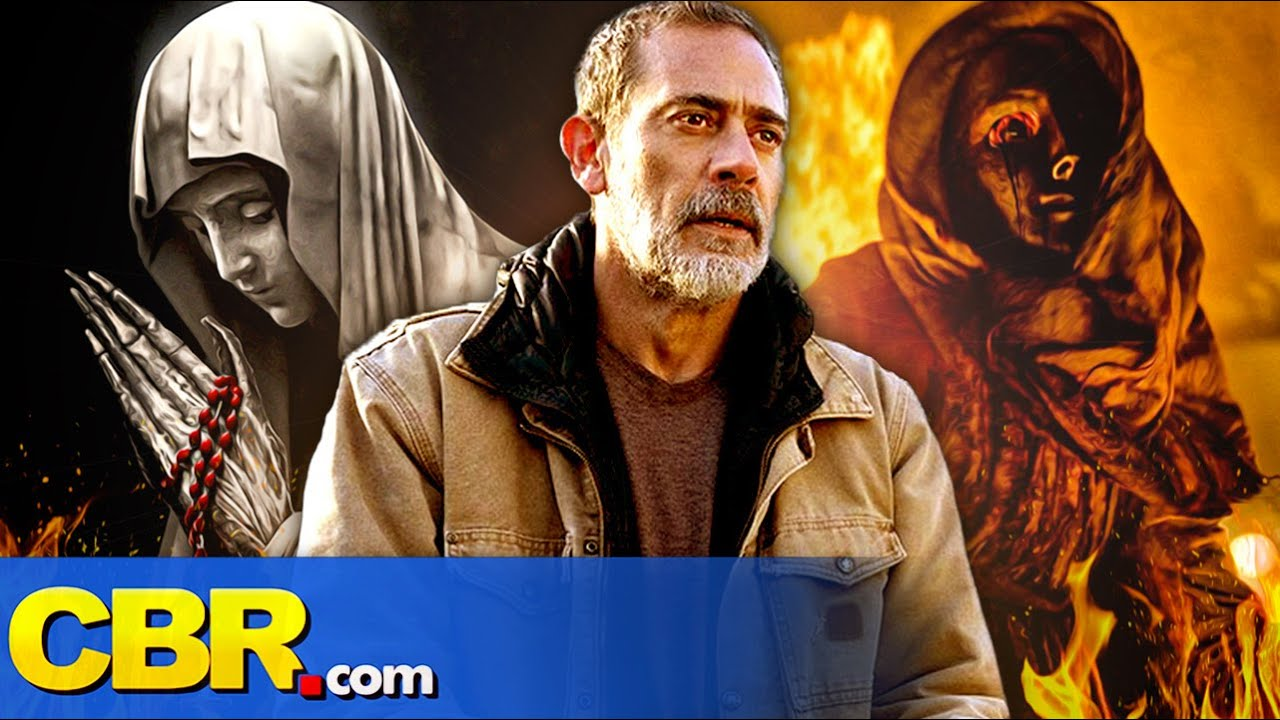 The Unholy: Jeffrey Dean Morgan Exorcises His Character's Inner ...